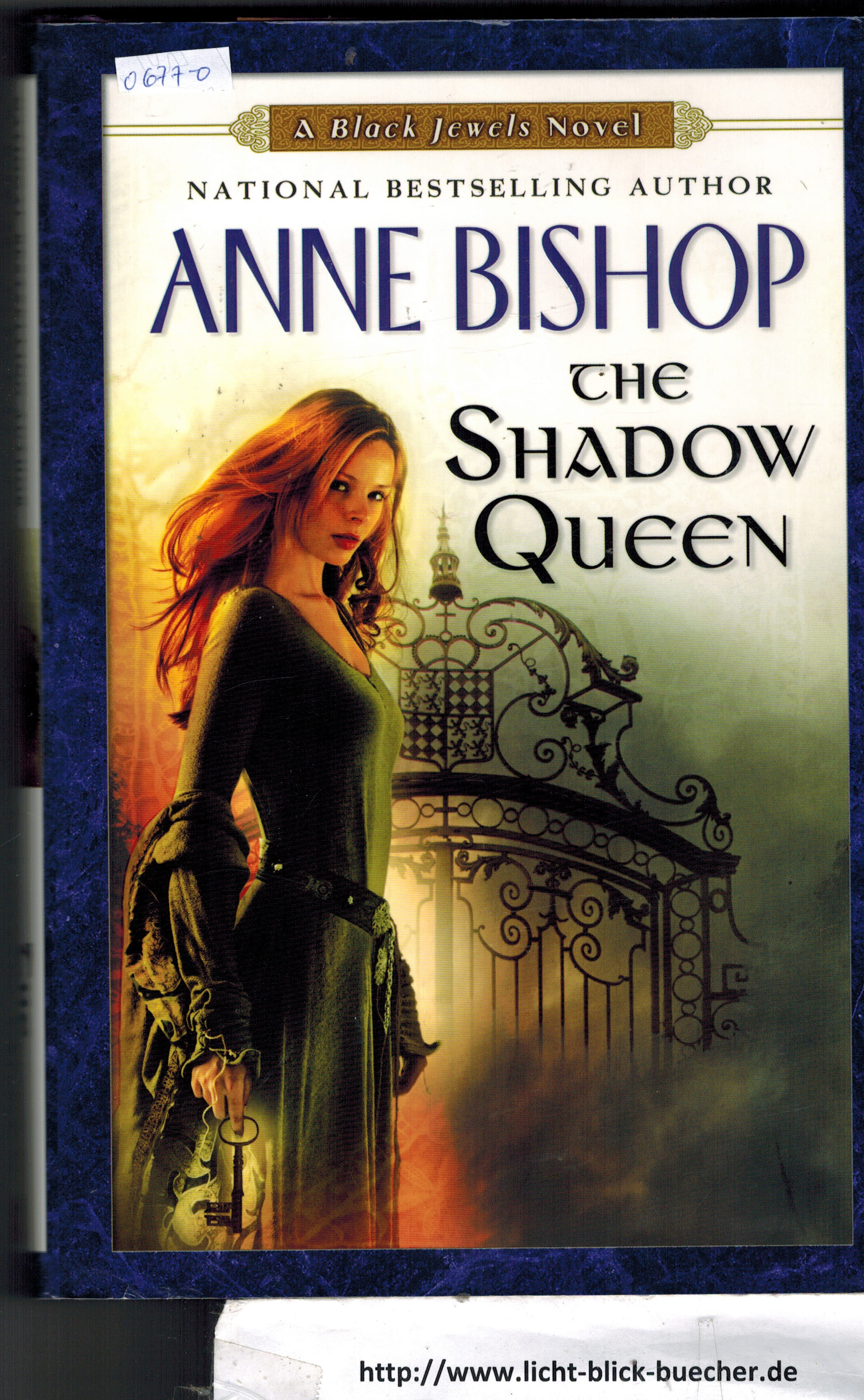 The Shadow Queen  Anne Bishop