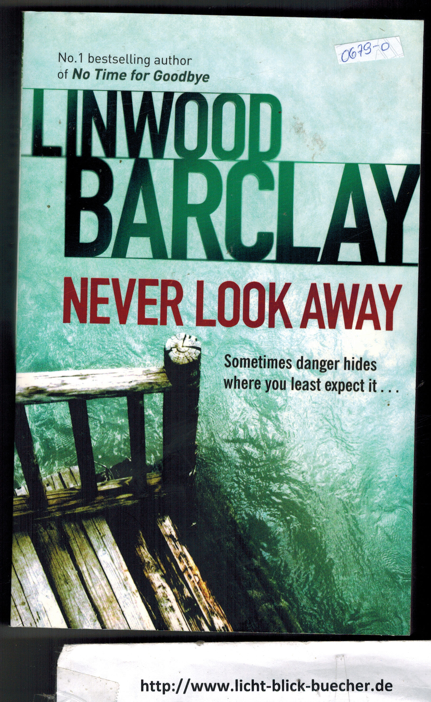 Never look away  Linwood Barclay