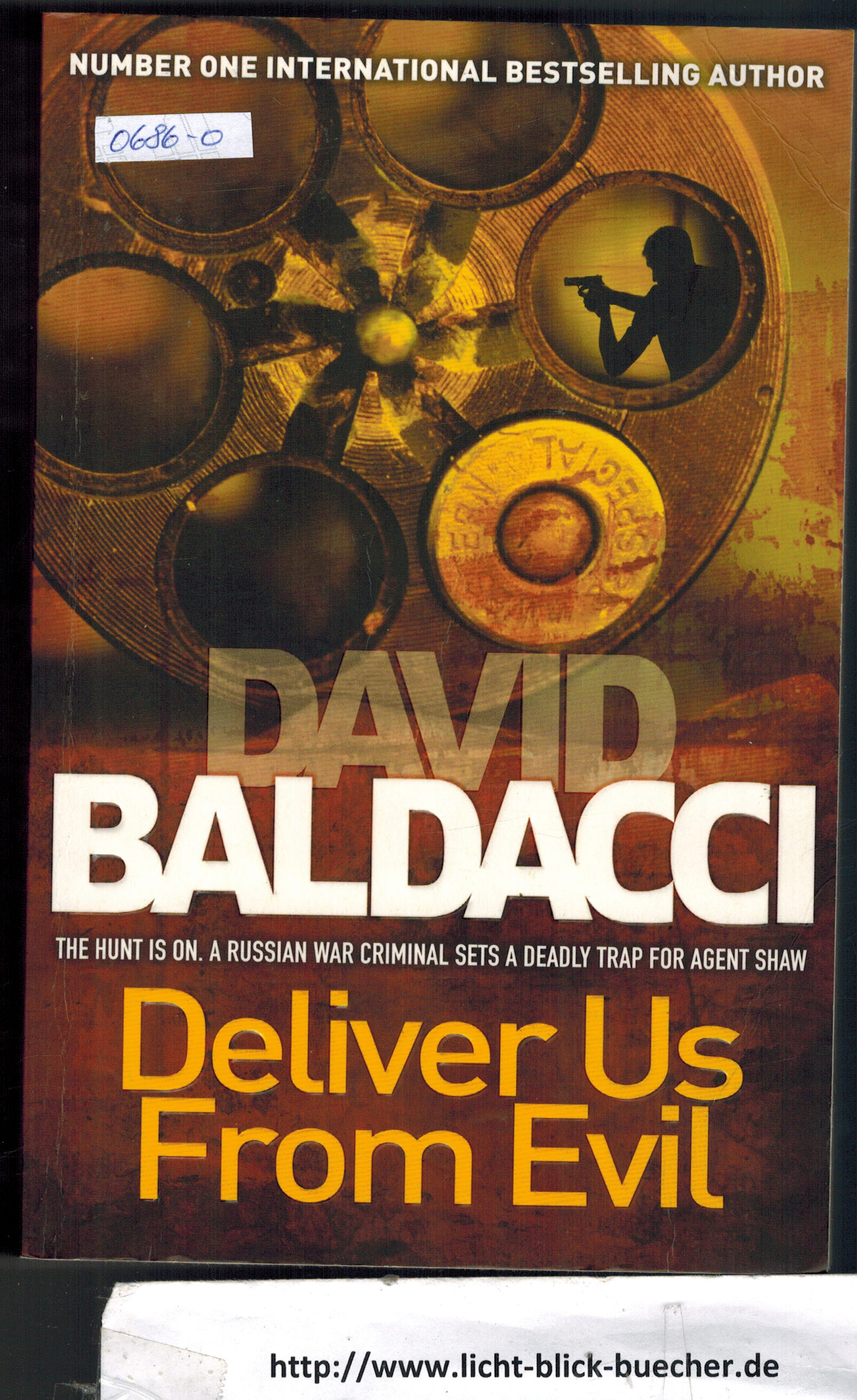 Deliver us from DevilDavid Baldacci