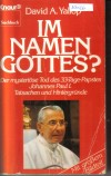 Im Namen Gottes ?David A.Yallop