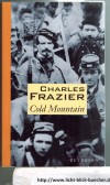 Cold MountainCharles Frazier