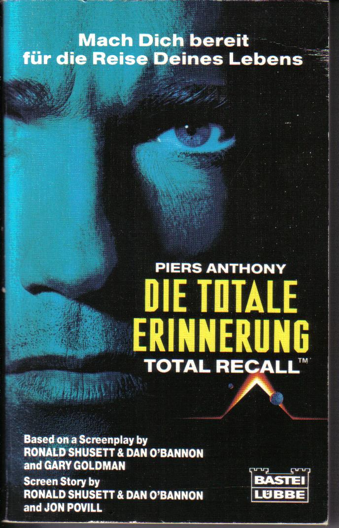 Die totale ErinnerungPiers Anthony