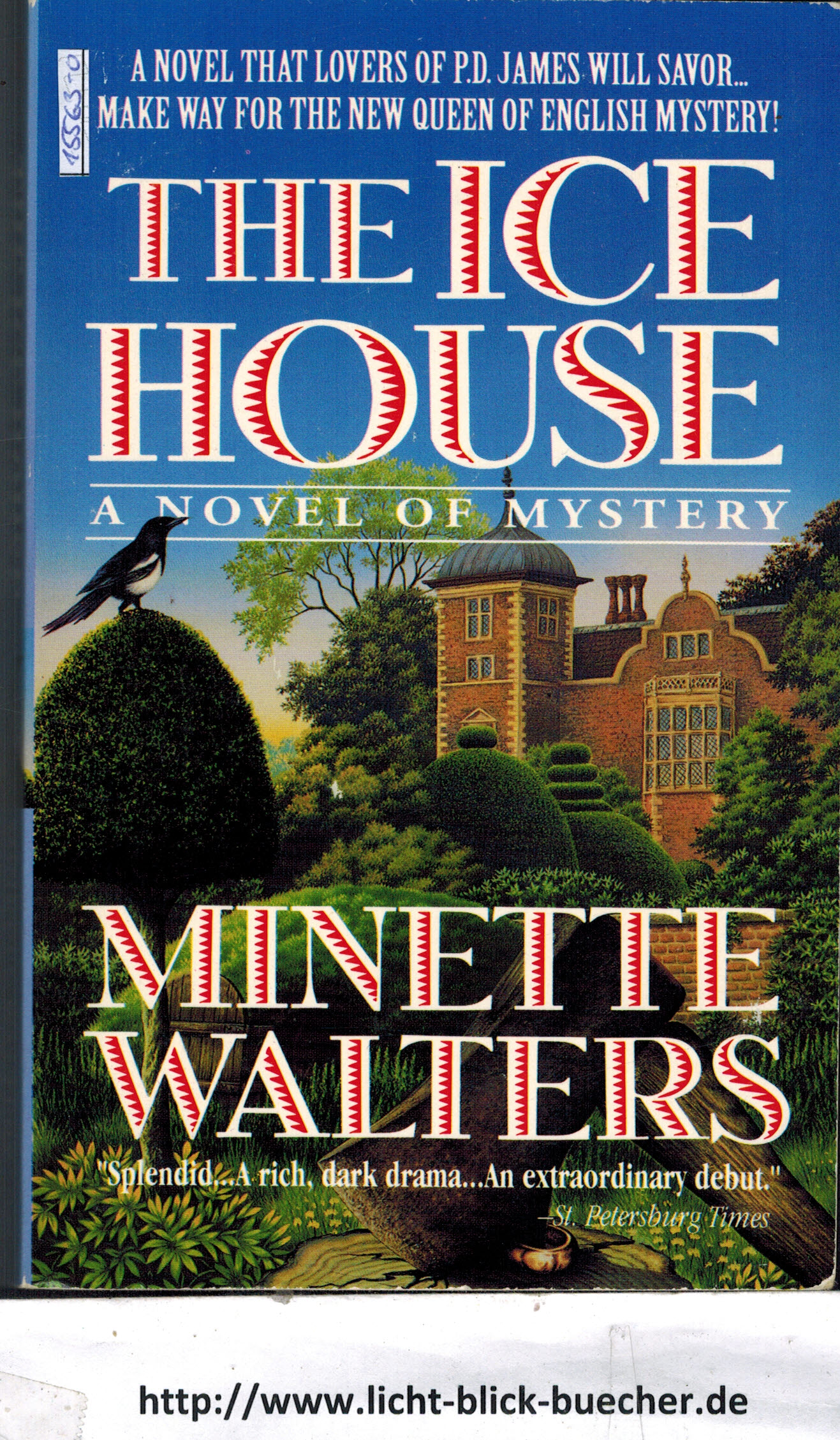 The Ice HouseMinette Walters