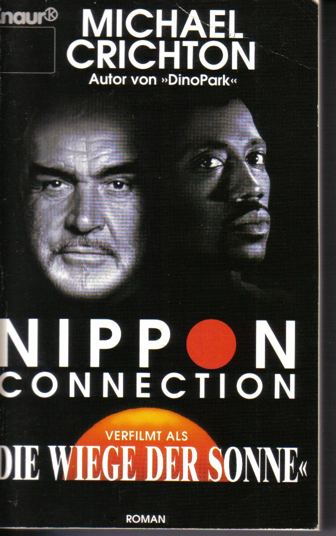 Nippon Connection	Michael Crichton