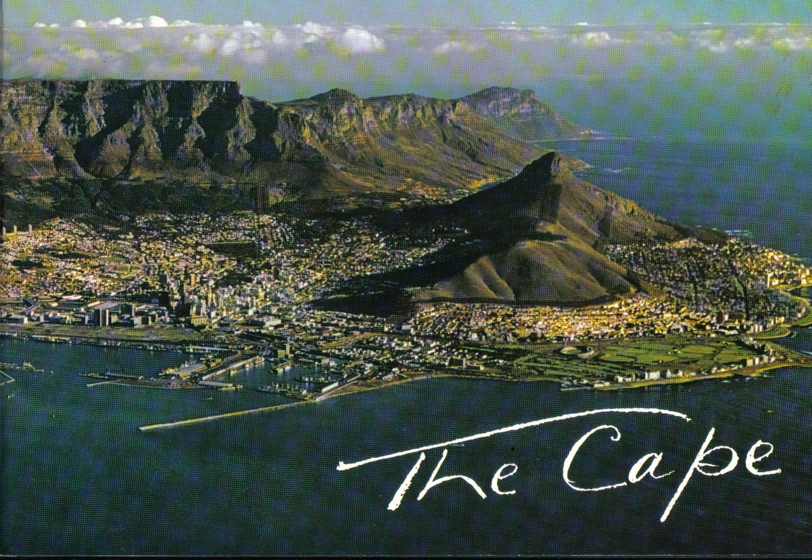 The cape	published by Terence J.McNally