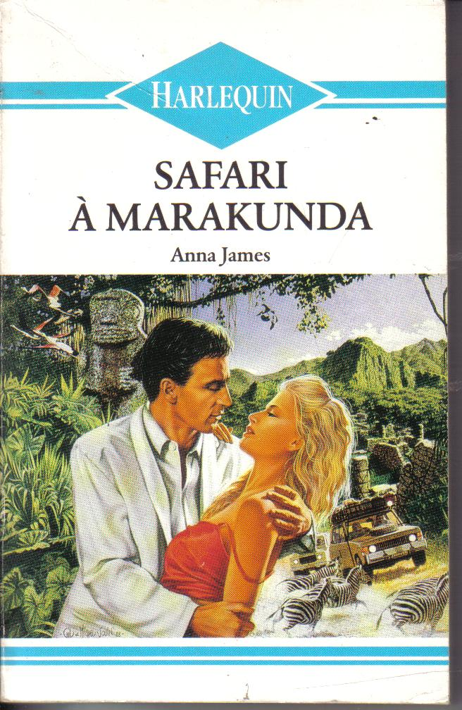 Safari a MarakundaAnna James