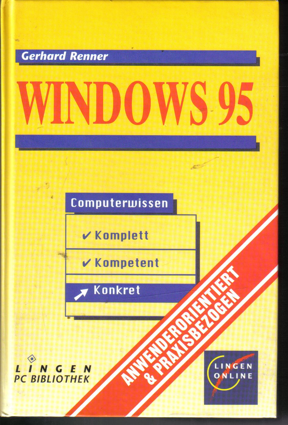 Windows 95Gerhard Renner