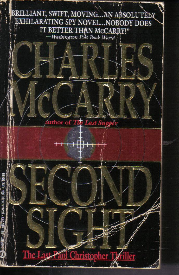 Second SightCharles McCarry