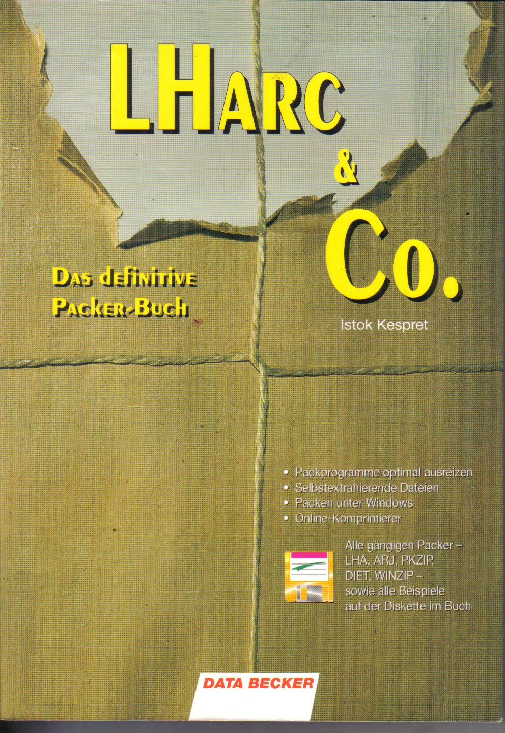LHarc & Co..das definitive Packer BuchData Becker