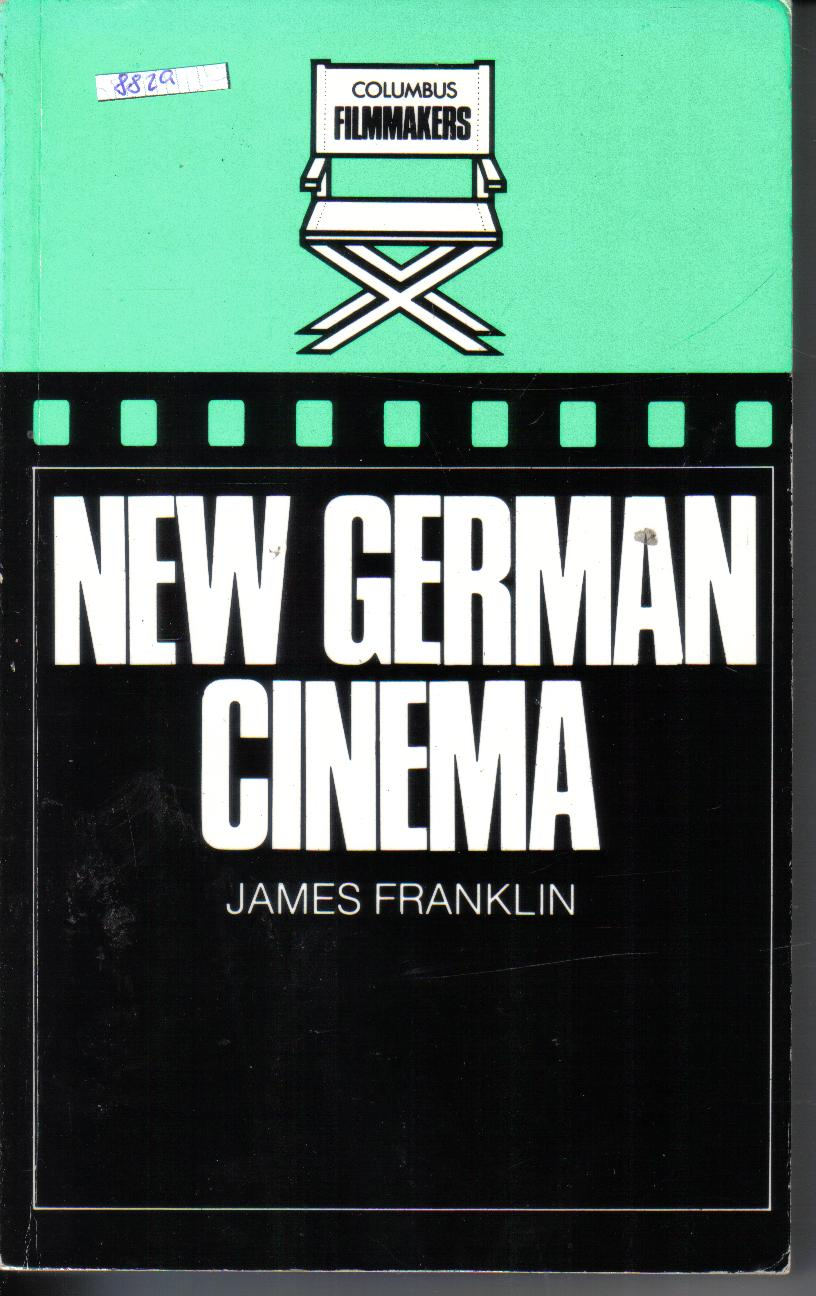 New German CinemaJames Franklin