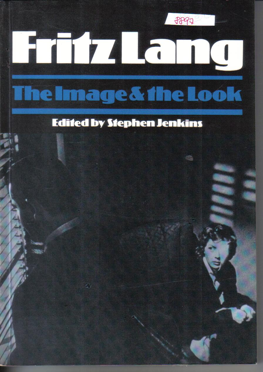 The Image & the LookFritz Lang