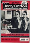Jerry Cotton Band 1190 Die Killer Zwillinge