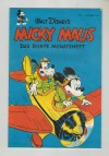 Micky Maus Nr. 1 / September 1951 Walt Disney