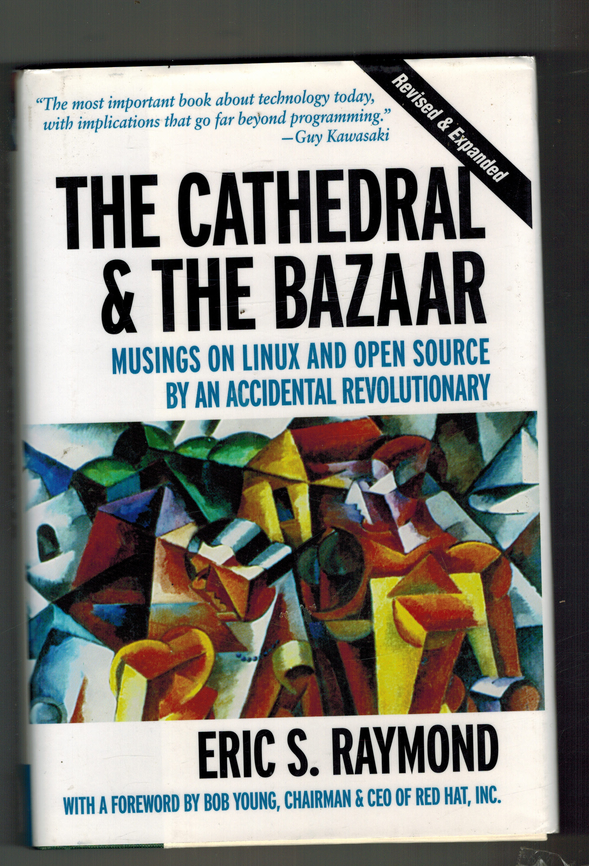 The Cathedral & The Bazaar  Musings on Linux and Open Source by an Accidental RevolutionaryEric S. Raymond